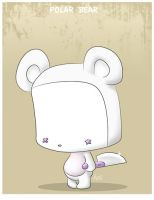 .: polar bear :. by monito
