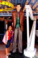 World's Tallest Man and I by dsh-oseven