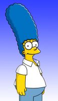 Marge and Homer Swap by L4Drules4