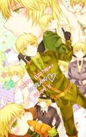 APH: HBD England by RuminE