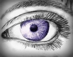realism eye by ckmusicgrl
