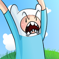 Finn the Human by flarefugikage