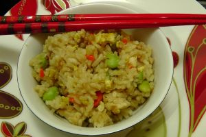 Chicken Fried Rice by maytel