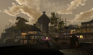 A storm brewing in Stronghaven by TERABBS