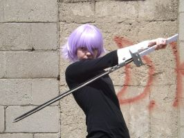 Crona Gorgan :  black blood child by candy-yuki