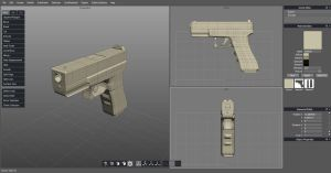 Glock17 V 01 Complete Model by TheSilverLining32