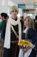 Russia and Belarus at Anime Expo 2012 by canta-brasil03
