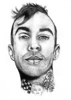 travis barker by marui