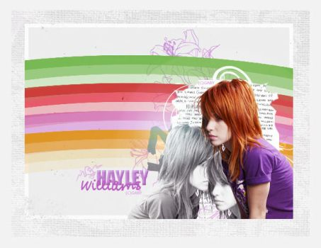 Hayley Williams by mGoR