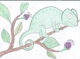 Chameleon by Windstern