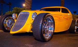 Chopped HotRod by Swanee3