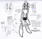 Possible New Species (Tetearaignee... Spider Head) by Mikage-YoshinoAnerin