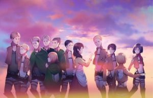 You were there (Dead shingekis v2) by longestdistance