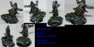 Battlemage Solo by Czethros