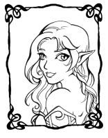 Nyvaine Portrait by nyvaine