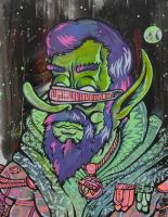 Space Commander by M1as