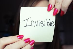 Invisible. by Perfectly--Imperfect