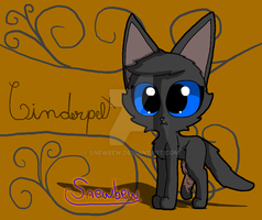 Cinderpelt by Joao-Poochyena