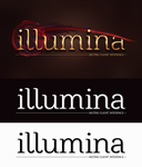 Illumina - Logo Design by King--Sora