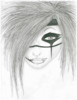 Andy Biersack by Icetalon-the-Warrior