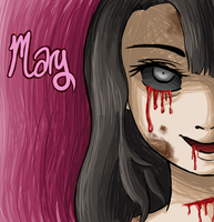 Mary by MoonlightSiieda