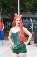 Poison Ivy Sass Face! by RaindropCosplay