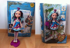 My first EA High doll- Madeline Hatter by PetitRevanche