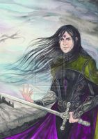 Blackthorn by morgansartworld by Realm-of-Fantasy