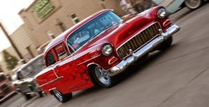 Flamed BelAir by prospiderman