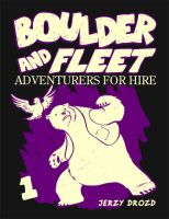 Boulder and Fleet Cover by jerzydrozd