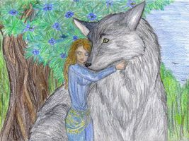 Big Bad Wolf. by HopelessBeliever