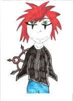 Axel - request by redthemusiclvr15