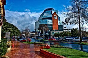 Downtown Rotorua HDR by MisterDedication