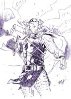 thor by brahamil