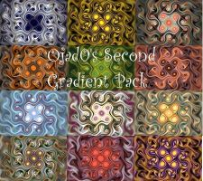 Ojad0's second gradient pack by ojad0