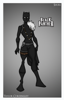Shuri - Black Panther by Femmes-Fatales