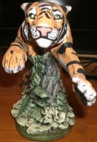 Tyger Tyger front view by MadForHatters