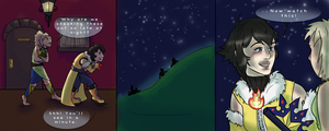 Night Show by Doodlee-a