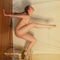 Nude Stock 5 by chamberstock