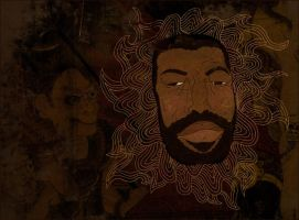 Teddy Pendergrass by tedikuma