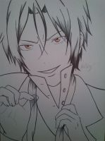 Rin ~Mrrr (sketch) by haru4lavi