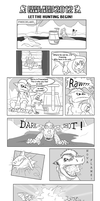 DWC 2012 - PR03 - Let The Hunting Begin! Pg 1 by Natsuakai