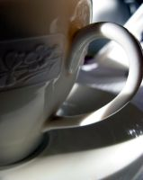 Cup of tea by morana-stock