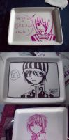The Tray Project by theNICKELgirl