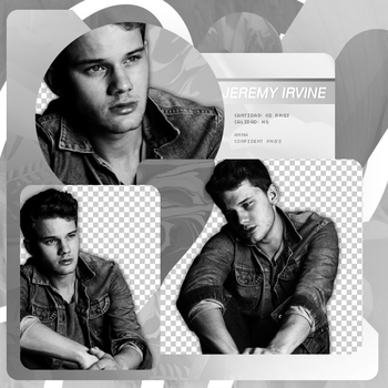 Png Pack 681 // Jeremy Irvine by confidentpngs
