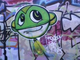 Frogboy tag by art4oneking