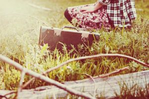 Diary Of A Travelling Suitcase by LoverDgirlA1065