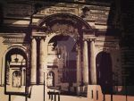 Glasgow Archway by martinemes