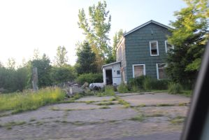 Old house/Background stock by BeccaB323