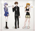 Fruits Basket / genderswap by agenttiorava